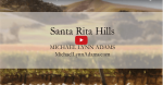 <b>Santa Rita Hills</b><h5>Annotated Video Demo</h5>