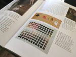 Zorn palette grid in Juliette Aristides' book