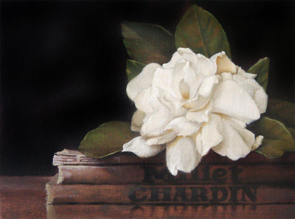 Gardenia with Chardin